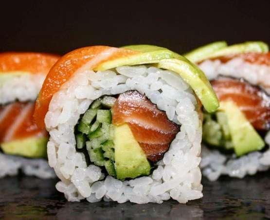 Sushi z Michałem Kostrzewą