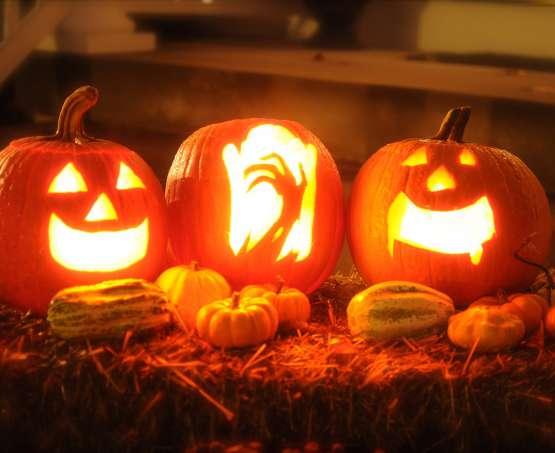 Rodzinny Galimatias: Strasznie fajne warsztaty Halloween