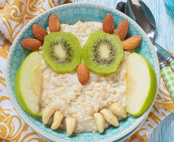 Rodzinny Galimatias: Śniadanie dla dzieci nie musi być nudne