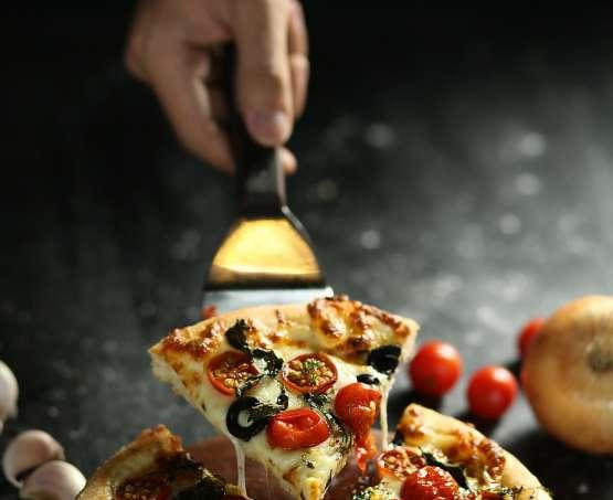 Rodzinny Galimatias: Pizza z tatą