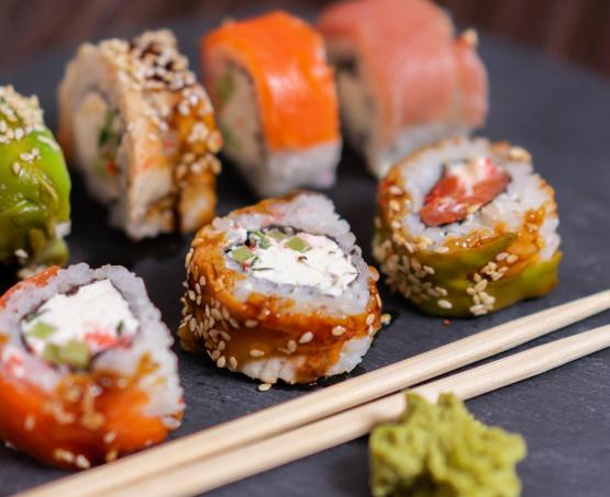 Rodzinny Galimatias: Sushi