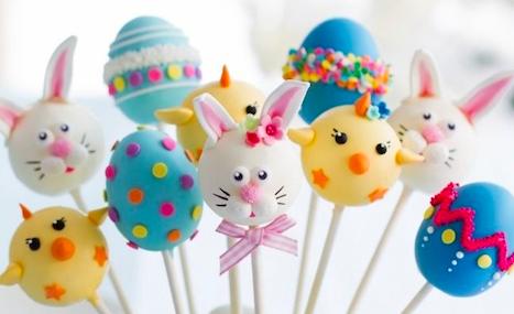 Rodzinny Galimatias: Wielkanocne słodkości